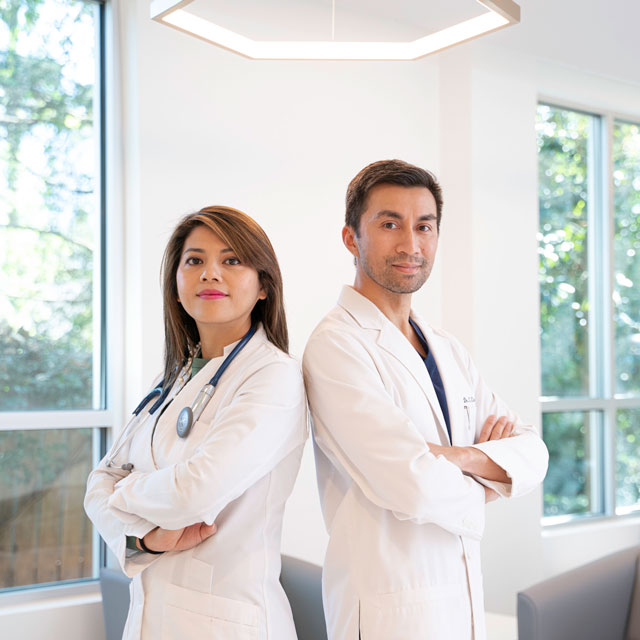 Dr. Tru and Dr. Cang